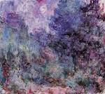 The House Seen from the Rose Garden 3 - Claude Monet - WikiPaintings.