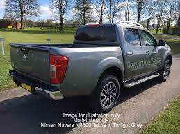 new nissan np300 navara diesel double cab pick up tekna 2 3dci 190