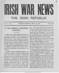 Easter Rising   Wikipedia Wikipedia The Rising outside Dublin edit