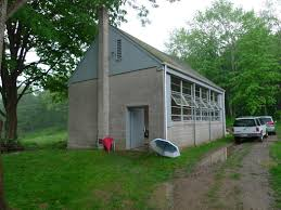 Building A Concrete Block House Cinder Block Houses Studios Via Alexander Calder Improvised Life