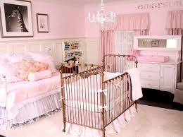 Baby Home Decor Pink Baby Nursery Beautiful Pink Decoration
