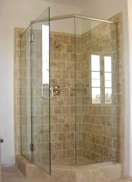 Bathroom Shower Design by 14 Corner Shower Design Ideas Corner Glass Shower Houzz