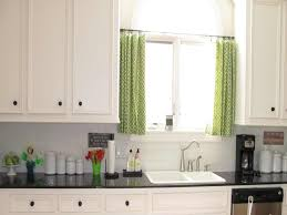 kitchen curtains and blinds together u2014 railing stairs and kitchen