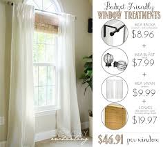 Windows Treatment Ideas For Living Room by 25 Best Farmhouse Window Treatments Ideas On Pinterest Window