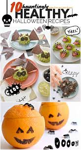 Nut Free Halloween Treats by 10 Healthy Plant Based Halloween Recipes Fork And Beans