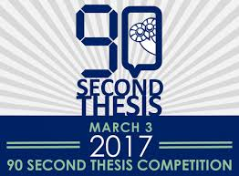 Second Thesis Competition   Graduate and Postdoctoral Studies Graduate and Postdoctoral Studies         Second Thesis