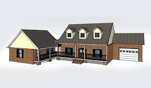 superior house plan with mother in law suite 4 bower addition 1