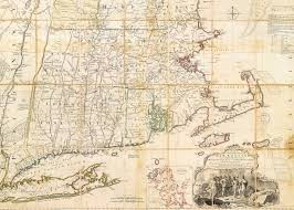 Map Of The New England Colonies by Digital Maps At The Osher Map Library Show Promise And Perils Of