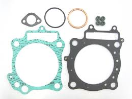 amazon com top end head gasket kit honda crf250r 2004 2007