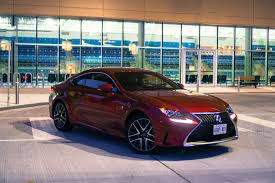 lexus made in canada review 2016 lexus rc 300 awd canadian auto review