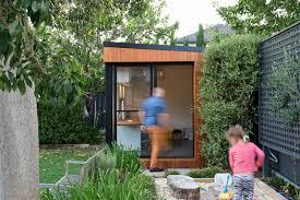 Backyard Office Prefab by 10