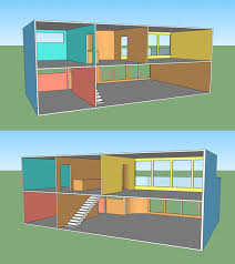 Miniature Dollhouse Plans Free by Getting Way Ahead Of Myself Designing A Modern Dollhouse