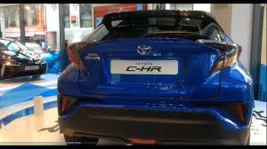 toyota company overview 2017 toyota ch r overview at showroom paris youtube
