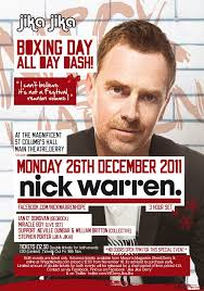 Ryan Monaghan John Morrison. Complete Boxing Day Info : Jika Jika! Boxing Day extended party! 7pm-2am - uk-1226-307648-front