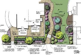 backyard landscape architecture drawings 2306 dohile com