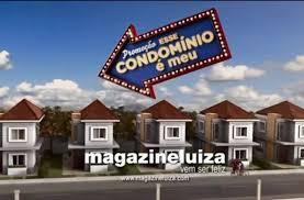 Promoção Magazine Luiza: Esse condomínio é meu 2015