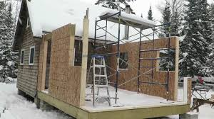 Sip Tiny House How To Real World Building With Sips Panels Youtube