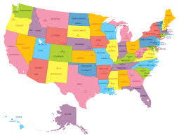 Big Map Of The United States by Map Of The United States