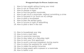 a p essay topics