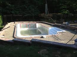Swimming Pools Backyard by Inground Pools Pool Supplies Canada