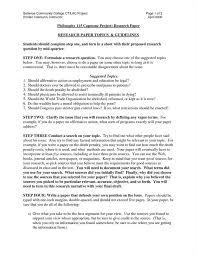 Persuasive Research Paper Topics