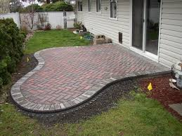Backyards Ideas Patios by 92 Best Paver Patios Images On Pinterest Backyard Ideas Patio