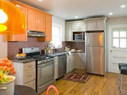 fresh color ideas for painting kitchen cabinets hgtv pictures