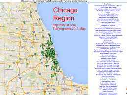 Chicago On The Map by Tutor Mentor Institute Llc Reducing Violence Poverty In Chicago