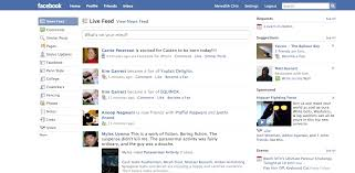Facebooks News Feed Redesign