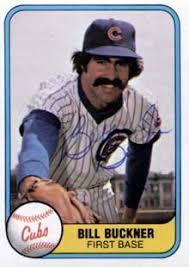 Bill Buckner Baseball Stats by