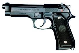 Liste des répliques - Partie I, les répliques de poing [achevée] M9-pistolet