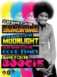 Testi delle canzoni di Michael!! - Pagina 4 Boogie