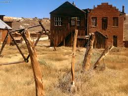 Bodie Ghost Town California Known places picture nr