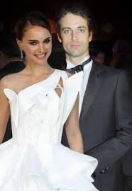 Benjamin Millepied and Natalie