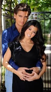 Kourtney Kardashians Pregnant