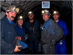 Mineros encerrados
