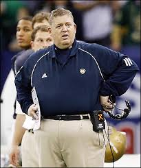 A Puzzled Charlie Weis