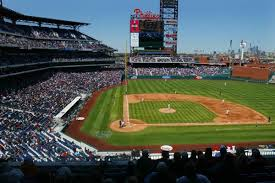 at Citizens Bank Park
