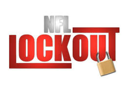 NFL lockout, I wanted to
