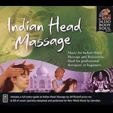 Head Massage Clip Art