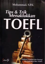 Cara mudah mendapatkan TOEFL diats 500