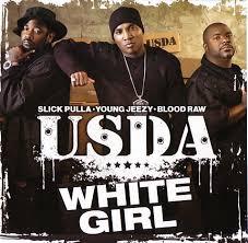 USDA White Girl
