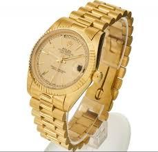 Relógios Femininos Dourados – Fotos e Modelos