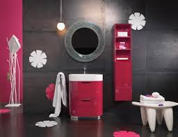 best apartment interior design pink bathroom vanities
