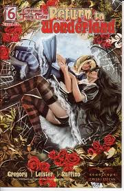 Grimm Fairy Tales : Return to