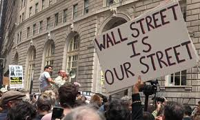 Occupy Wall Street Anti-Bank