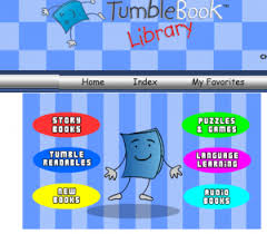 Tumble Books is an online