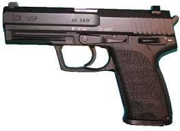 Пистолеты Hk-usp40