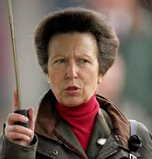 Oh, thats Princess Anne?