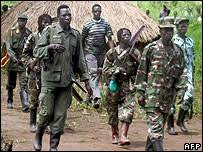LRA fighters will not